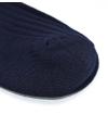 Chaussettes made in France en fil d'écosse marines