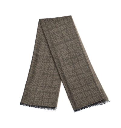 Echarpe-legere-en-laine-beige-taupe-pour-femmes-et-hommes-a-motifs-labyrinthe