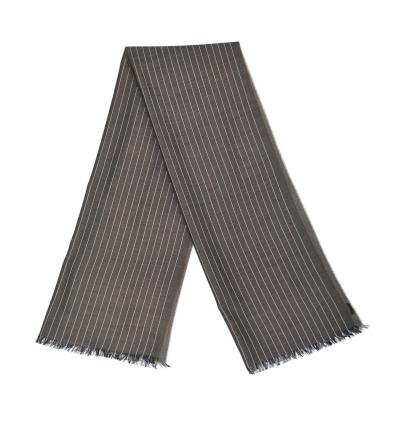 Echarpe-legere-en-laine-marron-mocha-pour-femmes-et-hommes-a-motifs-rayures