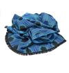 Versailles scarf blue lagoon Jardin du Roi