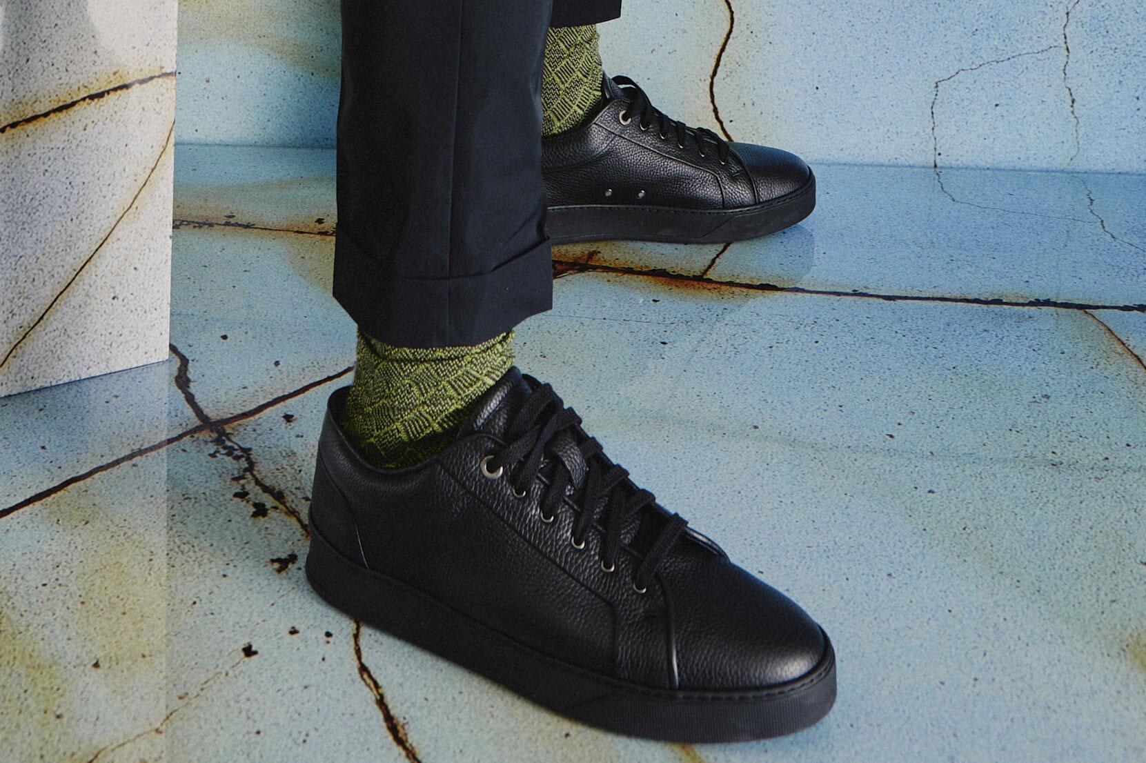 Chaussettes homme colorées