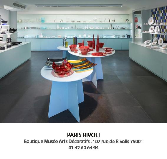 Boutique Musée des arts décoratifs